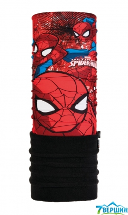 Детский BUFF SUPERHEROES JUNIOR POLAR spiderman approach (BU 121586.555.10.00)