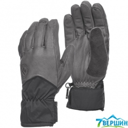 Кожаные перчатки Black Diamond Tour Gloves Ash (BD 801689.1002)