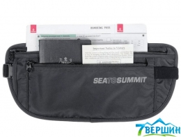 Гаманець на пояс Sea To Summit TL Money Belt Black/Grey  (ATLMB)