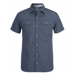 Рубашка Black Diamond SS Technician Shirt indigo (BD TJ4U.425)