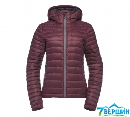 Женская пуховая куртка Black Diamond W Access Down Hoody Bordeaux (BD 746081.6018)