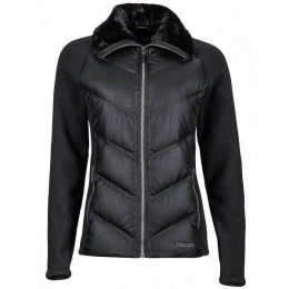 Тепла кофта жіноча, фліс Marmot Wm's Thea Jacket Black (MRT 89040.001)