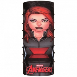 BUFF® SUPERHEROES JUNIOR ORIGINAL  black widow  (BU 121592.999.10.00)