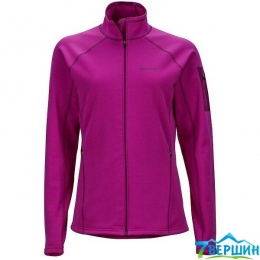Кофта женская флисовая Marmot Wm's Stretch Fleece Jaket Neon Berry (MRT 89660.8610)