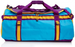 Сумка The North Face Base Camp Duffel Iris Purple/Summit Gold (TNF TOARLZ.AFX.XS) XS