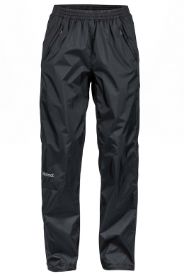 Жіночі штормові штани Marmot Wm's PreCip Full Zip Pant black (MRT 46260.001)