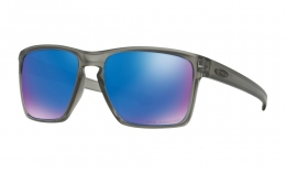 Очки Oakley Sliver XL Matte Grey INK /Sapphire Iridium Polarized (OO9341-03)