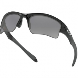 Окуляри сонцезахисні Oakley Quarter Jacket Polished Black Iridium (OO9200-01)