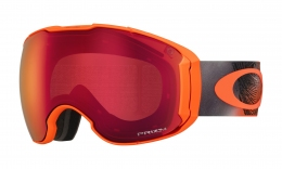 Гірськолижна маска Oakley AIRBRAKE XL Mystic Flow Neon Orange / Prizm Snow Torch Iridium (OO7071-33)