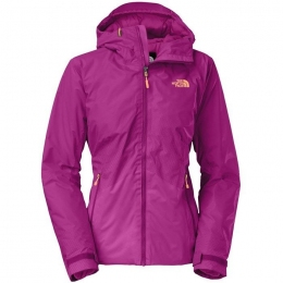 Куртка The North Face W FuseForm Dot Matrix Insulated Jkt  dramatic plum (T0CLD5.BVN)