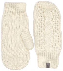 Рукавицы The North Face W Cable knit mitt vintage white (TNF T9334R.11P) L/XL