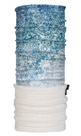 BUFF POLAR THERMAL fairy snow turquoise (BU 118122.789.10.00)