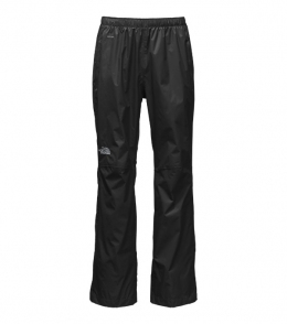 Штаны мужские штормовые The North Face M Venture 1/2 Zip Pant tnf black (TNF A4B3.TNBL)