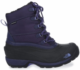 Ботинки The North Face  W Chilkat NYL astral aura blue/blue iris (TNF T0CM70.DRG)