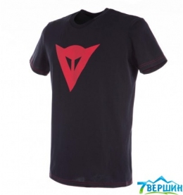 Футболка чоловіча Dainese Speed Demon T-Shirt Black / Red (201896742.606)