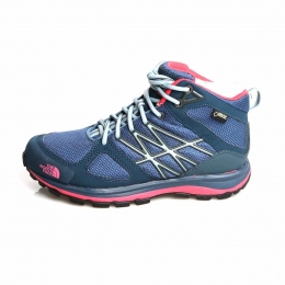 Женские треккинговые ботинки The North Face W Litewave mid GTX Reflecting Pondblue/Pink p.38,5 (TNF T0CCQ0.DWH)