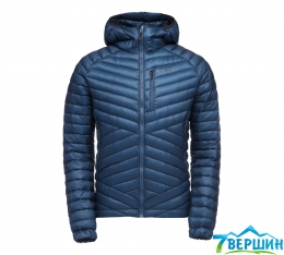 Чоловіча пухова куртка Black Diamond M Approach Down Hoody Astral Blue (BD 746000.4002)