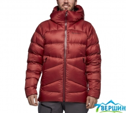 Мужская пуховая куртка Black Diamond M Vision Down Parka Red Rock (BD 746120.6019)