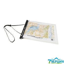 Водонепроницаемый чехол для карты Sea To Summit Waterproof Map Case pазмер L (STS AWMCL)