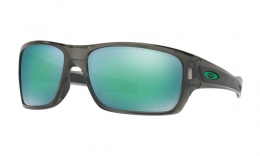 Очки Oakley Turbine Gray Smoke/Jade Iridium Polarized (OO9263-09)