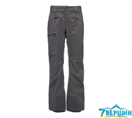 Жіночі лижні штани Black Diamond W Boundary Line Insulated Pant Antracite (BD 742003.0001)