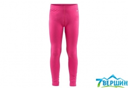 Дитячі термоштани, термобілизна Craft Essential Warm Pants Junior fantasy (Cr 1906632.720000)
