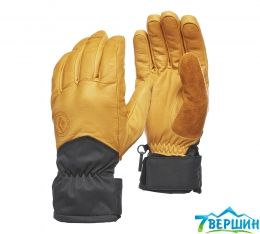 Кожаные перчатки Black Diamond Tour Gloves Natural (BD 801689.7004)
