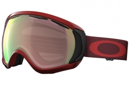 Маска Oakley Canopy burnt red/VR50 pink iridium (59-477)