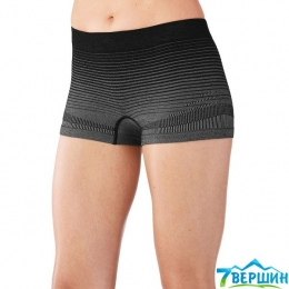 Шорты SmartWool Wm's PhD Seamless Boy Short black (16027.001)