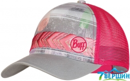 Кепка BUFF®  TRUCKER CAP biome multi (BU 119534.555.10.00)