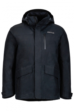 Куртка мужская Marmot Yorktown Featherless Jacket black (MRT 73960.001)