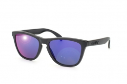 Очки Oakley Frogskins Aquatique Abyss Positive Red Iridium (OO24-358)
