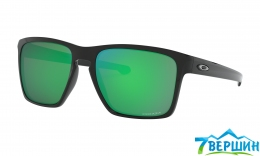 Солнцезащитные очки Oakley Sliver XL Polished Black / Prizm Jade (OO9341-1957)