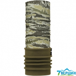 BUFF JUNIOR POLAR wild nature khaki (BU 118256.854.10.00 )