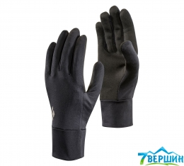 Рукавички Black Diamond Lightweight Screentap Gloves black (BD 801045.BLAK)