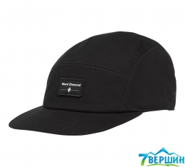 Кепка Black Diamond Camper Cap Black, One Size (BD 7230010002)
