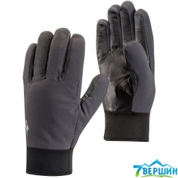 Перчатки Black Diamond MidWeight Softshell Gloves smoke (BD 801041.SMOK)