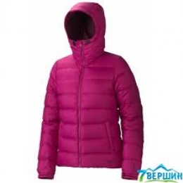 Куртка жіноча пухова Marmot Guides Down Hoody plum rose (MRT 78630.6178)