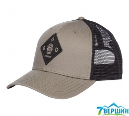 Бейсболка Black Diamond Trucker Hat Dark Flatiron/Black, One Size (BD FX7L.9117)