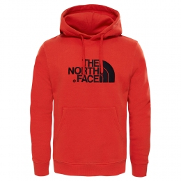 Худи The North Face M Drew Peak Pullover Hoodie tibetan orange (TNF T0AHJY.870)