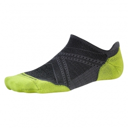 Шкарпетки для бігу Smartwool PHD Run Light Elite Micro graphite (SW SW167.018)