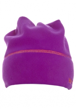 Флисовая шапка Marmot Power Fleece Beanie dark berry (1511.6404)