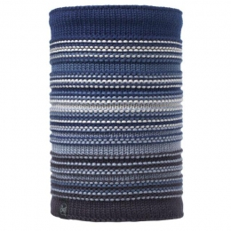 BUFF Knitted Polar neckwarmer neper blue ink (BU 113347.752.10)