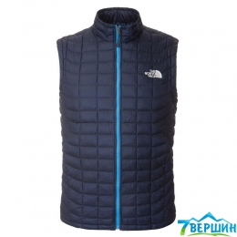Чоловічий утеплений жилет The North Face Men's Thermoball Vest outer space blue (T0CMH1.V2Q)