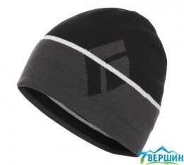 Шапка Black Diamond Brand Beanie Black / Anthracite / Alloy, One Size (BD 7210049068)