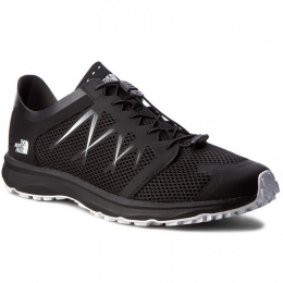 Кроссовки The North Face M Litewave Flow lace black/ white (TNF T92YA9.KY4)