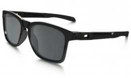 Очки Oakley Сatalyst Polished Black/Black Iridium