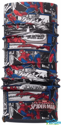 BUFF® SUPERHEROES JUNIOR POLAR thawmm multi/grey (BU 113311.555.10.00)