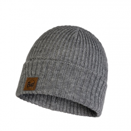 Шапка BUFF KNITTED HAT RUTGER melange grey (BU 117845.938.10.00)