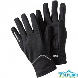 Перчатки Smartwool Phd HyFi Wind Training Gloves black p.L (SW SC187.001)